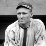 1913-Walter Johnson's 14-game winning streak is ended, although it takesBoston11 innings to beat him 1 - 0. Boston manages a 2nd-inning single bySteve Yerkesand doesn't have another baserunner until Yerkes singles again in the 11th, and reaches third as the ball goes through the legs of CFClyde Milan. A fielder's choice and a single win it. Johnson strikes out 10, including five in a row, and walks none.