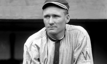 1913–Walter Johnson's 14-game winning streak is ended, although it takesBoston11 innings to beat him 1 – 0. Boston manages a 2nd-inning single bySteve Yerkesand doesn't have another baserunner until Yerkes singles again in the 11th, and reaches third as the ball goes through the legs of CFClyde Milan. A fielder's choice and a single win it. Johnson strikes out 10, including five in a row, and walks none.