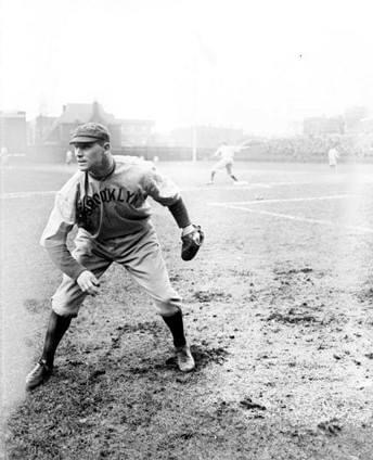Ed Lafitte pitches a 6 – 2 no-hitter for the Brooklyn Tip-Tops (Federal League) over the Kansas City Packers. Wildness costs him the two runs. He will lead the FL with 127 walks.