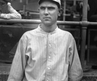 Ernie Shore no hitter in relief but some historians consider a perfect game