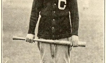 Appearing as a pinch-hitter in the top of the ninth inning, Browns' second baseman Luke Stuart hits a home run in his first major league at-bat. The 29 year-old rookie infielder, who is the first American Leaguer to accomplish the feat, strokes his only career round-tripper in a 16-5 loss to Washington at Griffith Stadium off future Hall of Famer Walter Johnson.