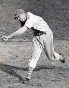 Lefty O'Doul, who will become an outstanding major league hitter later in his career, gives up 13 runs in the sixth inning as the Indians rout the Red Sox, 27-3. The San Francisco native will finish his 11-year stint in the majors with a lifetime batting average of .349.