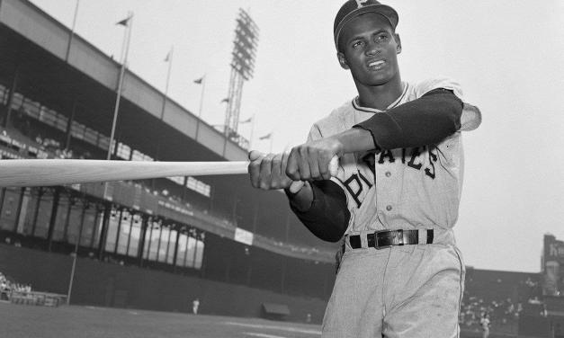 tape measure two-baggers from Roberto Clemente and Dick Stuart provide all the support Pittsburgh starter Joe Gibbon needs in his complete game victory over the Milwaukee Braves