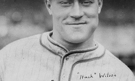GiantsOFHack Wilsonis the seventh player to hit 2 homeruns in one inning
