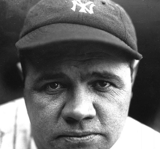 In the nightcap of a doubleheader at Fenway Park, Babe Ruth belts his 300th career home run. The milestone blast is given up by southpaw Buster Ross in the Yankees' 7-4 win over the Red Sox.