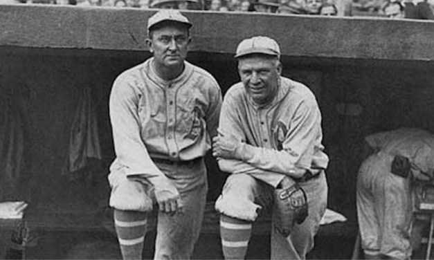 Given the outpouring of public support for the popular players and the failure of the accuser to publicly defend his claim at a hearing last month, Judge Kenesaw Mountain Landis announces Ty Cobb's former Tiger teammate Dutch Leonard had accused the Georgia Peach and Indian outfielder Tris Speaker of betting on a fixed baseball game played six years ago. The commissioner will declare the matter closed, giving both future Hall of Famers a clean bill of health.