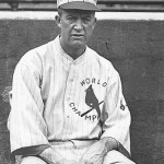 1927 - At St. Louis' Pete Alexander allows just 4 hits' including Lloyd Waner's first big league homer' to beat the Pirates' 2 - 1. Jim Bottomley's 2-run homer in the 7th wins it.