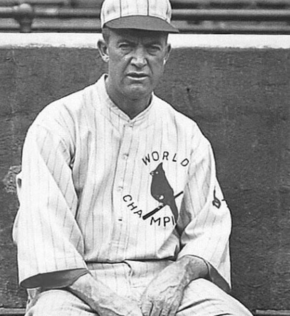 1927– AtSt. Louis'Pete Alexanderallows just 4 hits' includingLloyd Waner's first big league homer' to beat thePirates' 2 – 1.Jim Bottomley's 2-run homer in the 7th wins it.