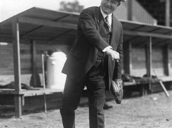 National LeaguePresidentJohn Heydlerbecomes the first person to propose a baseballrulechange calling for a 10th man, or adesignated hitter