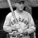 Rogers Hornsby has four hits and Sheriff Blake allows six to lead the Cubs to a 4 - 1 win over the Reds. Chicago now leads by 14 1/2 games, the greatest lead a National League team has enjoyed at this stage since the 1906 Cubs.