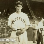 The last major league bounced home run is hit by Dodger catcher Al Lopez at Ebbets Field as the NL joins the American League, which had enacted the rule change in 1929. The player who hits the ball over the wall on a bounce will now be awarded a ground-rule double.