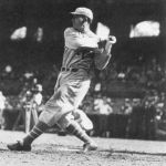 Al Simmonsmakes an unassisteddouble playagainst theSt. Louis Browns