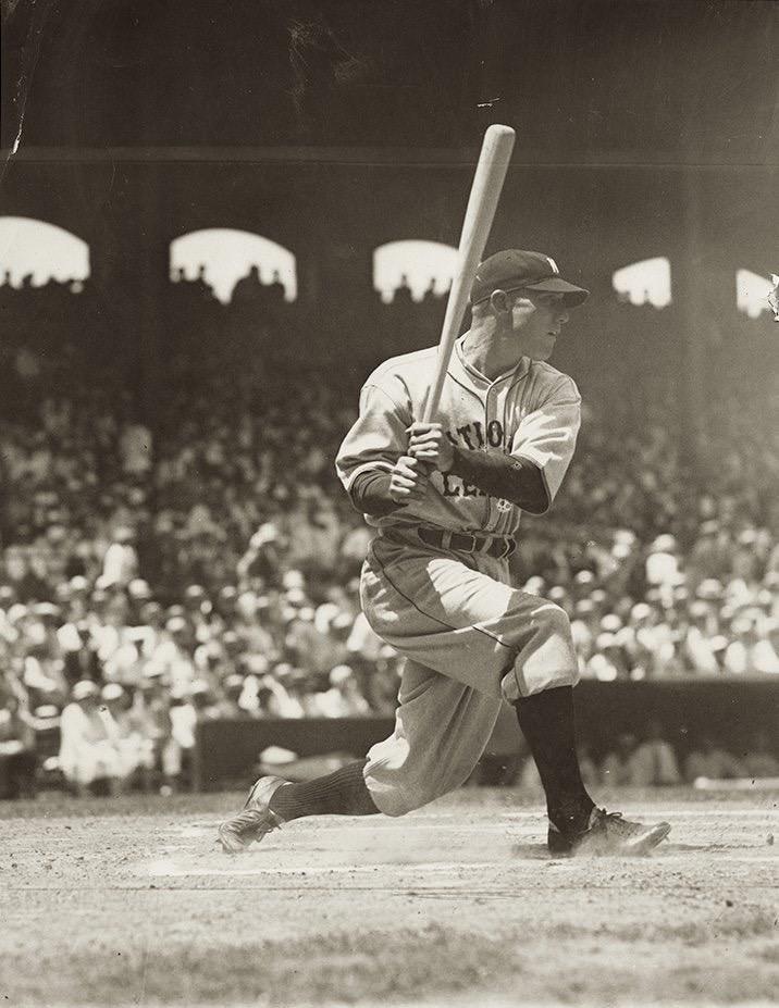 CHUCK Klein 1933 all str game