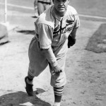 Burleigh Grimes, in his second stint with thePiratesthis year, picks up his 270th win, in relief in total 7 HOFers play for the Pirates