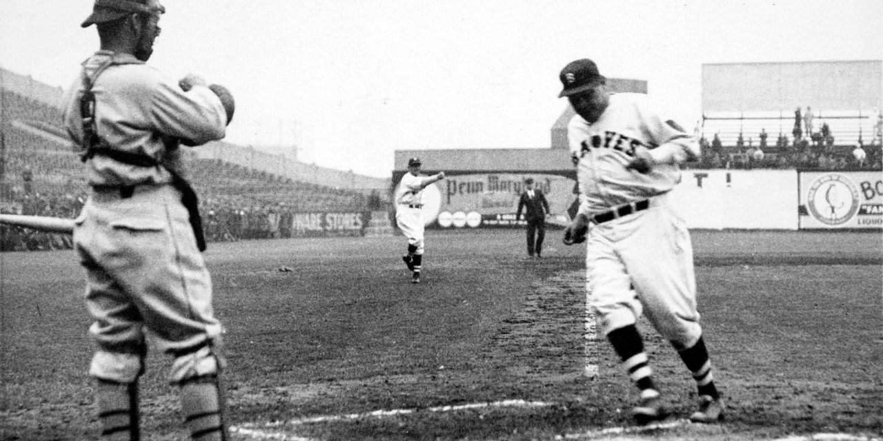 With the band playing Jingle Bells at Boston's Braves Field on a snowy day with near freezing temperatures, Babe Ruth makes his National league debut, hitting a homer and a single off Giants' legend Carl Hubbell. The Braves beat New York, 4-2, but the team will go on to win only 37 more games this season.