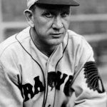 The Braves' Rabbit Maranville sets a new record for National League service by appearing in his 23rd season. It is his first appearance since breaking his ankle in last year's spring training. The Rabbit has a single but Tex Carleton is too much for the Braves and the Cubs win, 8 - 1.