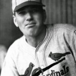 Dizzy Deanwins his 26th, a 5 - 2 victory overNew York'sCarl Hubbell, to keep theCardinalsin 1st place by a game. But the Cards'Ducky Medwickhas hishitting streakstopped at 28 games