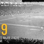 At Brooklyn's Ebbets Field, NBC televises the first major league game in history on experimental station W2XBS, covering a doubleheader split in which the Reds win the first game, 5-2, and the Dodgers take the nightcap, 6-1. The network employs two cameras, one behind home plate, showing a wide view of the field, and the other on the third base line to capture the plays at first base.