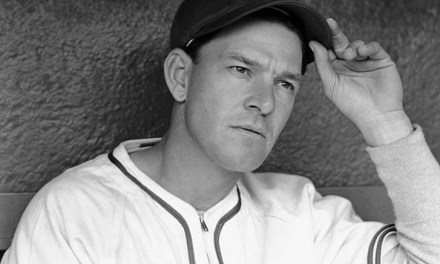 Dodgers beat the Giants, 8 – 4, on Mel Ott Night at the Polo Grounds.