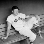 In the second game of a twinbill, the Red Sox explode for 11 runs in the 6th inning. Jimmie Foxx hits his 3rd grand slam of the year in the inning, connecting off the Browns' Emil Bildilli. The game is called after seven innings, with the Sox ahea,d 17 - 3.