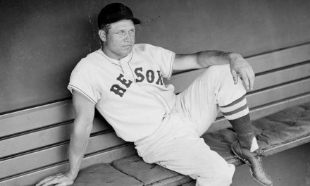 In the second game of a twinbill, the Red Sox explode for 11 runs in the 6th inning. Jimmie Foxx hits his 3rd grand slam of the year in the inning, connecting off the Browns' Emil Bildilli. The game is called after seven innings, with the Sox ahea,d 17 – 3.
