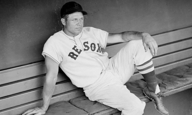 In the second game of a twinbill, theRed Soxexplode for 11 runs in the 6th inning.Jimmie Foxxhits his 3rdgrand slamof the year in the inning, connecting off theBrowns'Emil Bildilli. The game is called after seven innings, with the Sox ahea,d 17 – 3.