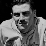 'Losing Pitcher' Hugh Mulcahy of the Phillies becomes the first major league player to be drafted into the Armed Forces. The newest member of the 101st Artillery at Cape Cod's Camp Edwards had lost 22 games last season and 20 in 1938 to lead the National League in defeats both years.