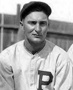 """future Hall of Famer Lloyd """"Little Poison"""" Waner is born in Harrah, Oklahoma"""