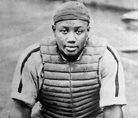 Hall of Fame catcher Josh Gibson is born in Buena Vista, Georgia