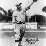 Long timeAmerican Leaguethird basemanJoe Dugan, hit by a car while crossing aBostonstreet, escapes with a slight concussion and a lacerated scalp.
