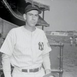 YankeesrookieBill Bevens, 28, retires the first 18Red Soxbatters before giving up a walk and a double toBob Johnson, the only hit for the Sox. Bevens wins, 7 - 1, defeatingBoo Ferrisswho was trying for his 21st win.