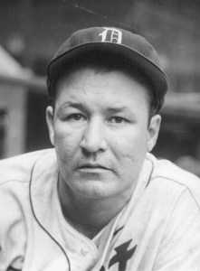 baseman Rudy York to the Red Sox for infielder Eddie Lake, who will replace current shortstop Skeeter Webb with two solid defensive years before a broken finger relegates him to a utility role on the team. Boston's new first baseman's offensive output, which includes 119 RBIs, helps to propel the club to an American League pennant this season.