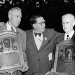 Pie Traynor and Herb Pennock win election to the Hall of Fame