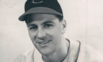 Lou Boudreau is selected as the American League Most Valuable Player, becoming the only manager to win a World Series and be named the Leagues MVP in the same season