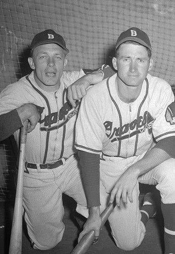 December 14, 1949 - In a major trade, the New York Giants get Alvin Dark and Eddie Stanky from the Boston Braves in a swap for Willard Marshall, Sid Gordon, Buddy Kerr and Sam Webb.