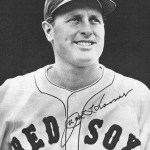 1950 - The Boston Red Sox sell pitcher Jack Kramer to the New York Giants for $25,000. Kramer will charge the Red Sox with railroading him out of the American League because of his differences with manager Joe McCarthy.