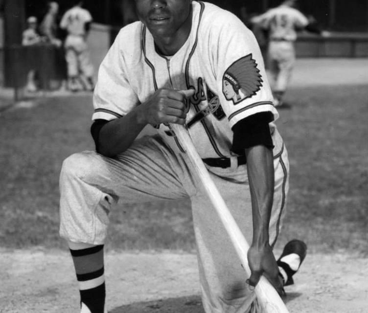 Sam Jethroe, former Cleveland Buckeyes star of the Negro American League, becomes the first black player for the Braves. The 33 year-old highly-touted prospect, who will lead the majors with 35 stolen bases, will be named the National League's Rookie of the Year.