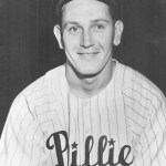 Russ Meyer snaps the Phils' 5-game losing streak with a 4 - 3 victory over the Dodgers.