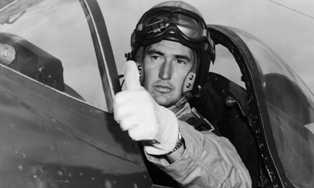 U.S. Marines announce they will recall Boston Red Sox' star Ted Williams into active duty to serve in the Korean War