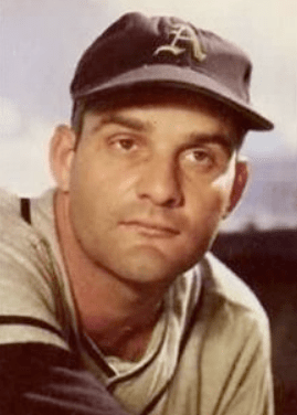Philadelphia Athletics pitcher Harry Byrd is selected American League Rookie