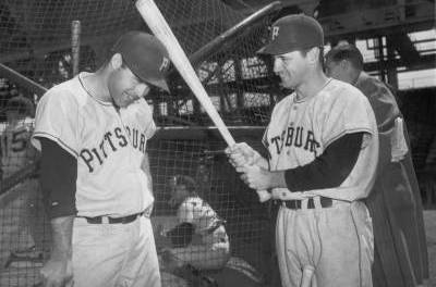 Eddie and Johnny O'Brien became the first pair of twins to play for the same team in the same game
