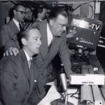 At the age of 25, Vin Scully would become the youngest to broadcast a World Series game as part of the crew for Game 1 between the Dodgers and Yankees.
