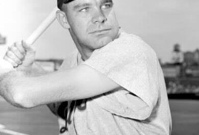 Detroit Tigers shortstop Harvey Kuenn, who hit .308 for the season, is voted American League Rookie of the Year.