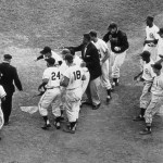 Stan Musial hits a walk off all star game homerun in the 12th