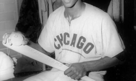 Ernie Banks sets grand slam record with his 5th of the season