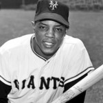 AtLos Angeles'sWrigley Field,Willie Maysbelts two home runs to lead theGiantsto a 9 - 3Cactus Leaguewin over theCleveland Indians. Giants general managerBill RigneyfinesHank Thompson$150 for missing last night'sexhibitionwin over the Indians inSan Diego.