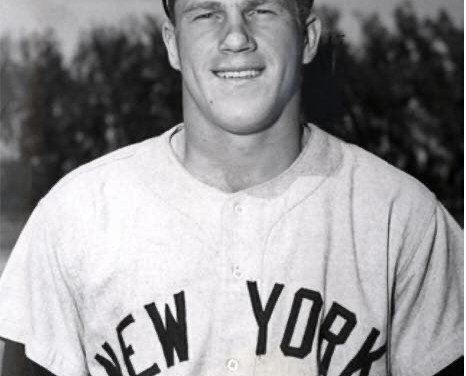 Tony Kubek (.297, 3, 39) is selected over Boston's infielder Frank Malzone (.292, 15, 103) by the BBWAA as the American League Rookie of the Year