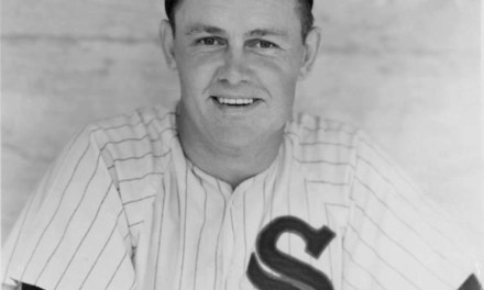 1958 – White Sox 2B Nellie Fox sets a record for consecutive games without striking out (98).