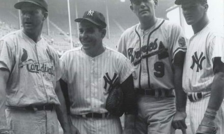Vern Law becomes the second Pirate to win a 1960 All-Star Game, working two scoreless innings. Stan Musial comes off the National League bench and hits his record 6th and last All-Star Game home run. Willie Mays, Ken Boyer and Eddie Mathews also homer in the 6 – 0 NL win, the third shutout in All-Star Game history.