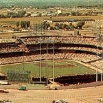 The Twins, formerly known as the Washington Senators before moving to Minnesota, play their first home game, losing to the 'new' expansion Washington Senators, 5-3 in front of a crowd of 24,606 at Metropolitan Stadium. The club's move to the North Star State will attract 1,256,723 fans, third best in the American League, and far better than their last season in the nation's capital, where the team drew only 743,404 fans, the worst gate in the league.